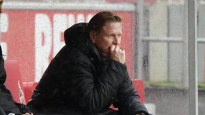 Markus Gisdol ist mit dem 1. FC Köln saisonübergreifend seit zwölf Spielen sieglos
