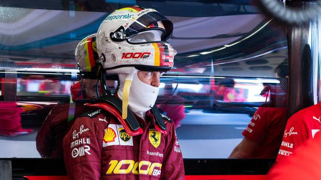 Für Sebastian Vettel sind die Top Ten derzeit unerreichbar