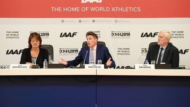 Die IAAF lässt einen WM-Start Russlands nicht zu