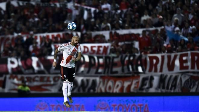 River Plate mit Javier Pinola trifft im Finale auf Flamengo