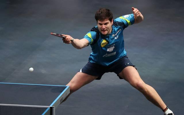 Dimitrij Ovtcharov ist in die Top 10 zurückgekehrt