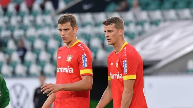 Sven (li.) und Lars (re.) Bender mussten in ihrer Karriere viele Rückschläge verkraften