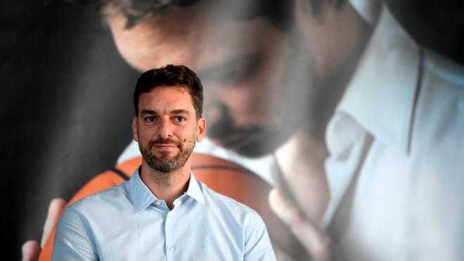 Pau Gasol steht vor einer Rückkehr nach Spanien