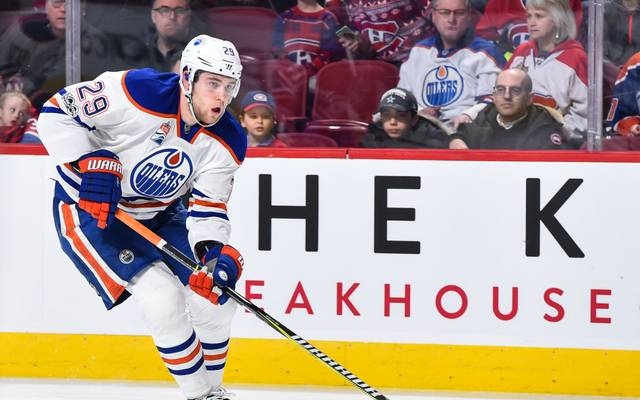 Leon Draisaitl führt momentan die Scorer-Liste der NHL mit 95 Punkten an.