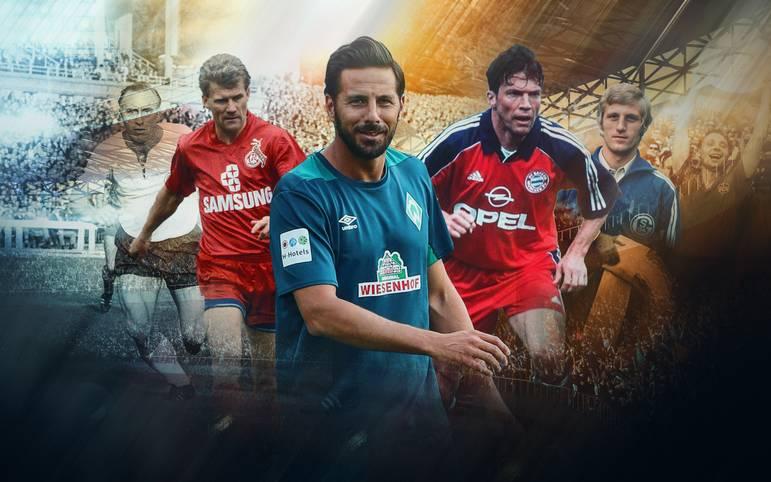Claudio Pizarro ist wieder da! Nach einer Saison beim 1. FC Köln verpflichtet Werder Bremen den Peruaner - zum insgesamt fünften Mal. Und das, obwohl er am 3. Oktober seinen 40. Geburtstag feiert