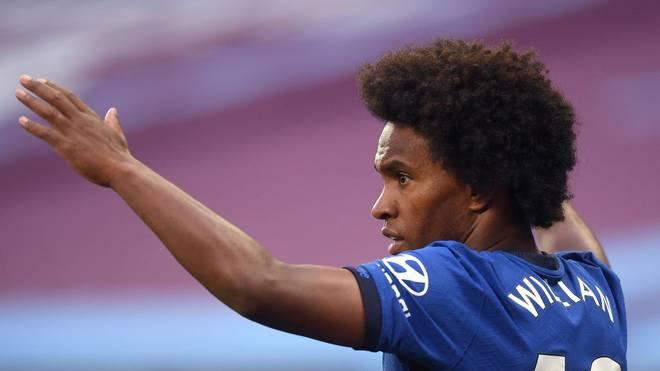 Willian wird von Chelsea zu Arsenal wechseln