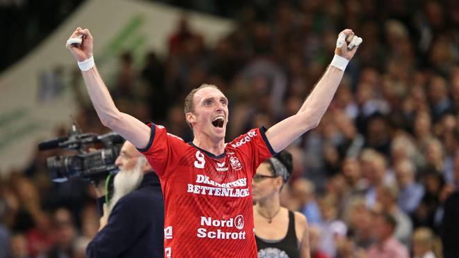 Holger Glandorf spielte seit 2011 bei der SG Flensburg-Handewitt