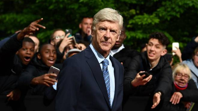 Arsene Wenger ist derzeit bei der FIFA aktiv