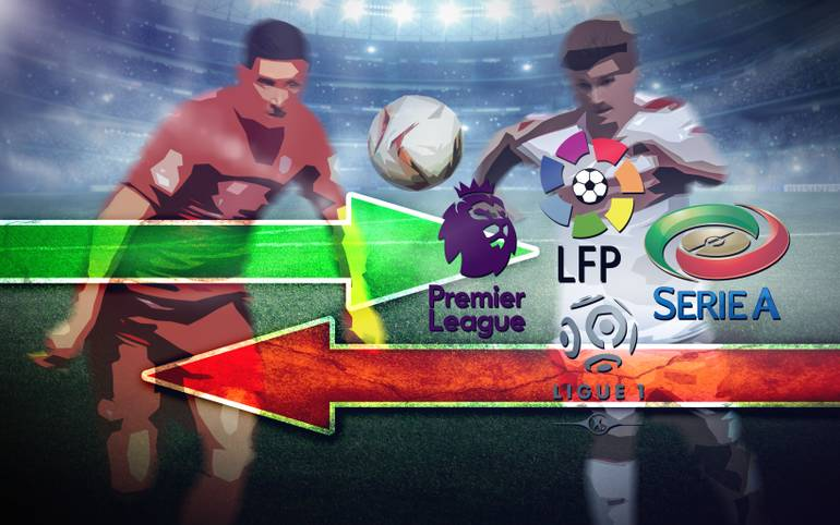 Premier League, Primera Division, Serie A oder Ligue 1 - auf dem internationalen Transfermarkt brodelt auch nach Schließung des Transferfensters die Gerüchteküche weiter. SPORT1 gibt einen Überblick über die neuesten Meldungen