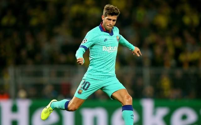 Sergi Roberto wird Barcelona mindestens vier Wochen fehlen