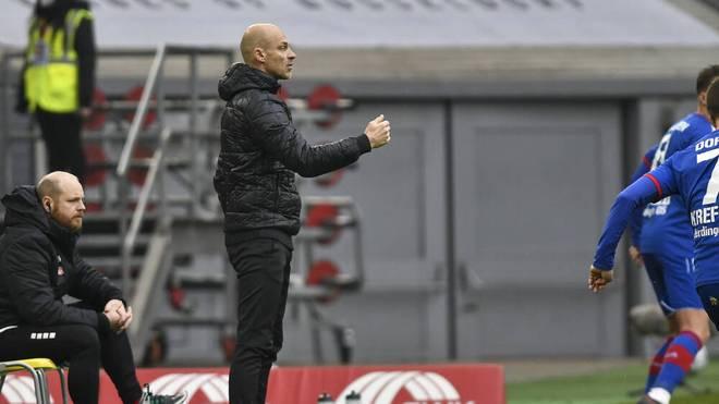Alexander Schmidt - Trainer von Türkgücü München
