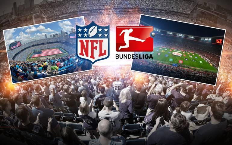 Welche Ligen ziehen weltweit im Durchschnitt pro Spiel die meisten Zuschauer an? Die Bundesliga liegt in diesem Ranking auf dem Podest. Dahinter gibt es einige Überraschungen. Der  Fußball dominiert mit mehr als einem Dutzend Nennungen unter den Top 21 - los geht's mit der besten Zweiten Liga der Welt