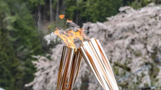 Olympische Symbole: Die Olympische Fackel - ein Symbol aus der Antike!