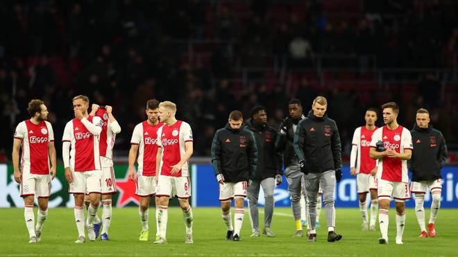 Die Folgen von Ajax' bitterem CL-Aus