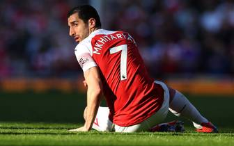 Henrikh Mkhitaryan, FC Arsenal, AS Rom, Transfer
