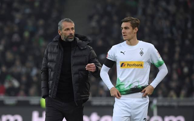 Florian Neuhaus hat einen Vertrag bis 2024