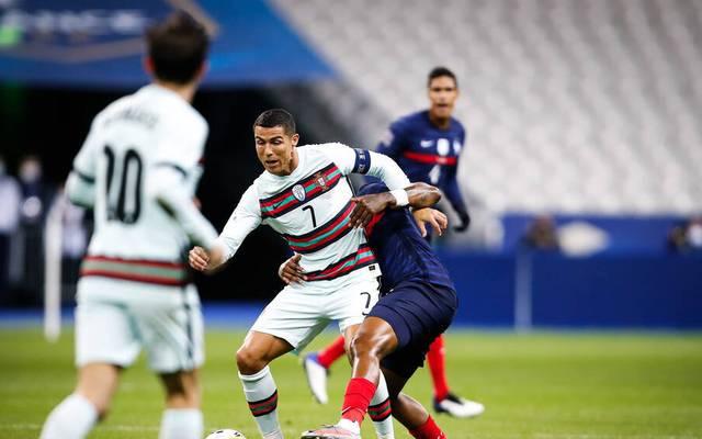 Portugal mit trostlosem Remis gegen Weltmeister Frankreich in der Nations League