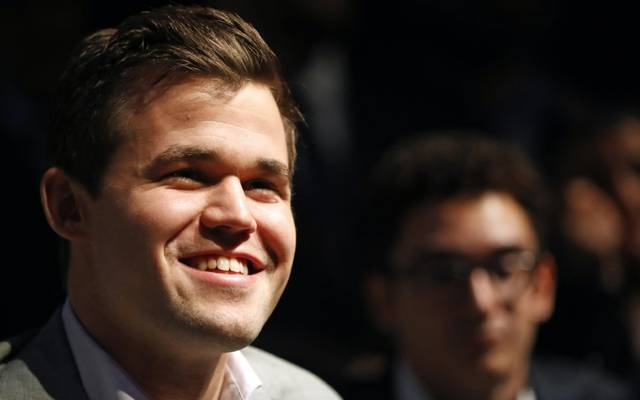 Schach-Weltmeister Carlsen trifft auf Nepomnjaschtschi
