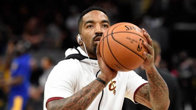 J.R. Smith spielte bereits bei den Cleveland Cavaliers an der Seite von LeBron James