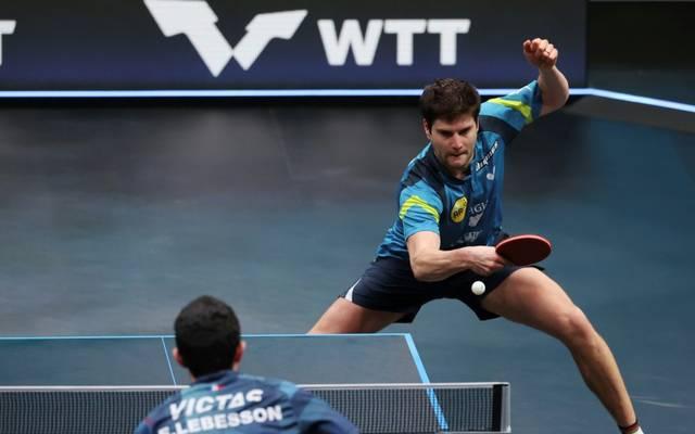 Dimitrij Ovtcharov zieht nach Rückstand ins Finale ein