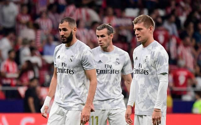 Die Profis von Real Madrid müssen bei diversen Vergehen tief in die Tasche greifen