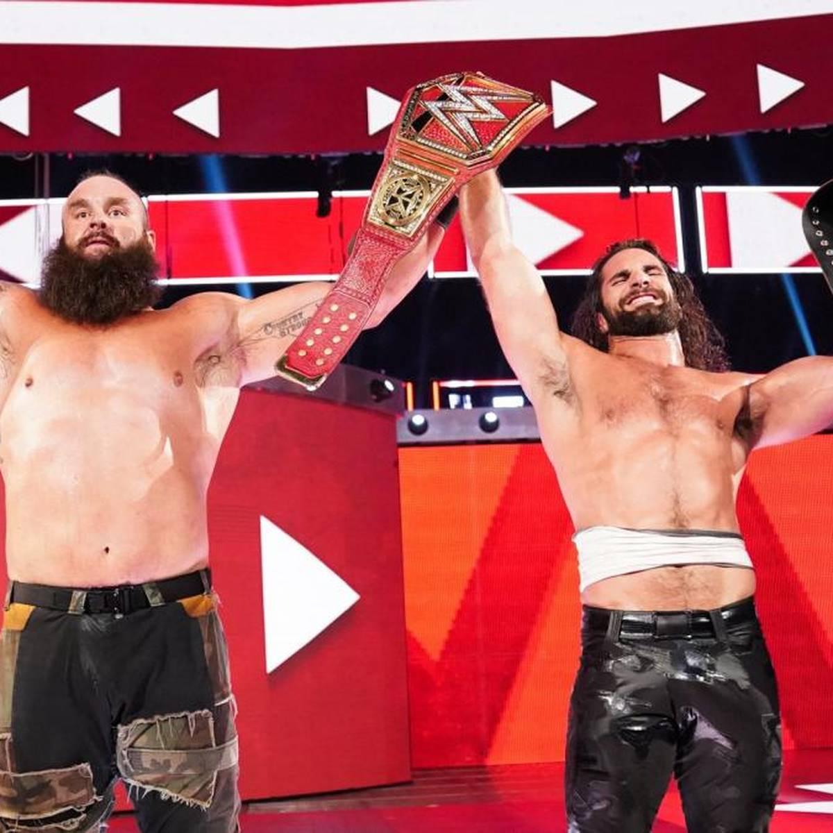 Zerreißt WWE sein ungleiches Duo?