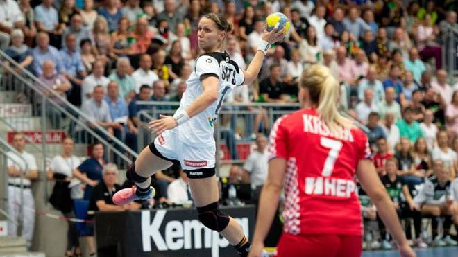 Xenia Smits feiert ihr Comeback im Nationalteam