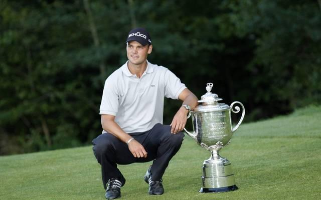 Martin Kaymer gewann vor zehn Jahren die PGA Championship