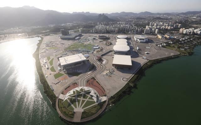 Auch der Olympiapark im Stadtteil Barra de Tijuca ist wieder geöffnet