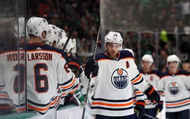Leon Draisaitl spielt eine herausragende Saison für die Edmonton Oilers