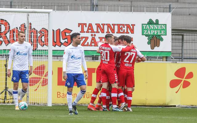 Schalke kassiert in Freiburg die 20. Saisonniederlage