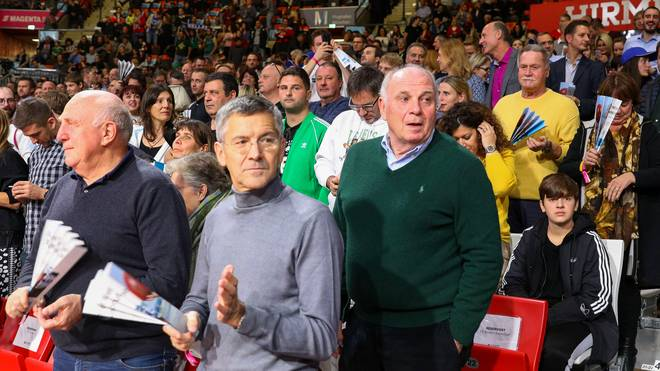 Bayern-Präsident Herbert Hainer hatte einst Kobe Bryant verklagt