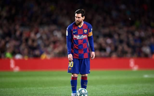 Lionel Messi gilt als einer der besten Freistoßschützen der Welt