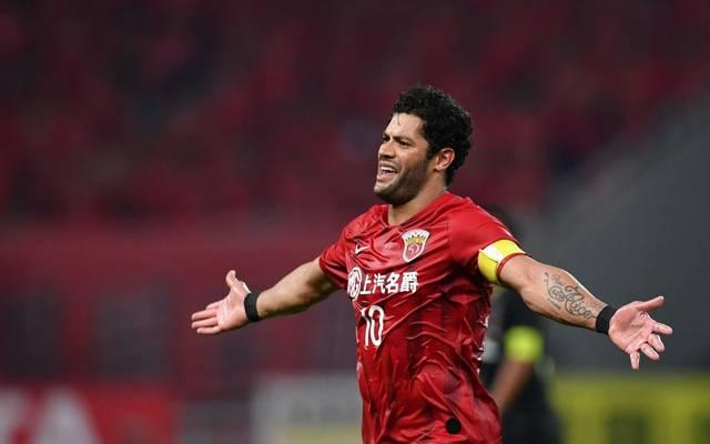 Hulk wechselte 2016 nach China
