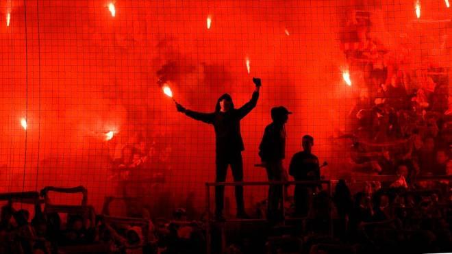 Die Fans von Union Berlin zündeln - der Klub muss blechen