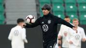 Joachim Löw sieht eine neue Entwicklung im Fußball bei Turnieren