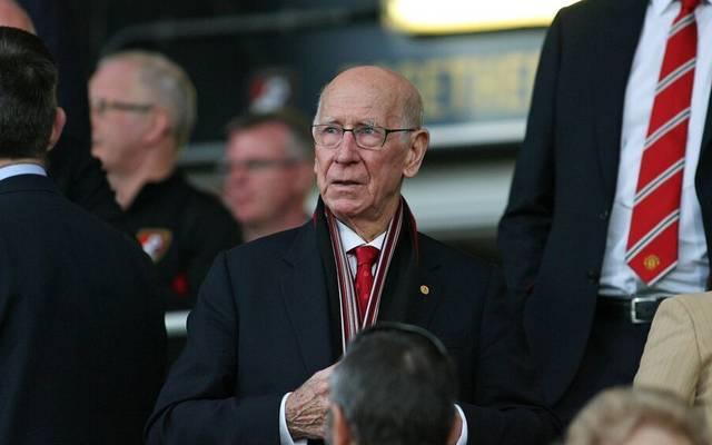 Sir Bobby Charlton ist an Demenz erkrankt