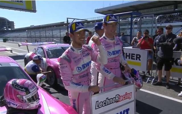 Lechner Racing feierte seine insgesamt dritte Meisterschaft in der Geschichte.