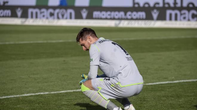 Ron-Robert Zieler wird wohl in der kommenden Saison nicht mehr bei Hannover 96 spielen