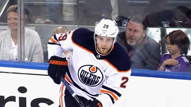 Leon Draisaitl führt die Oilers zum Sieg