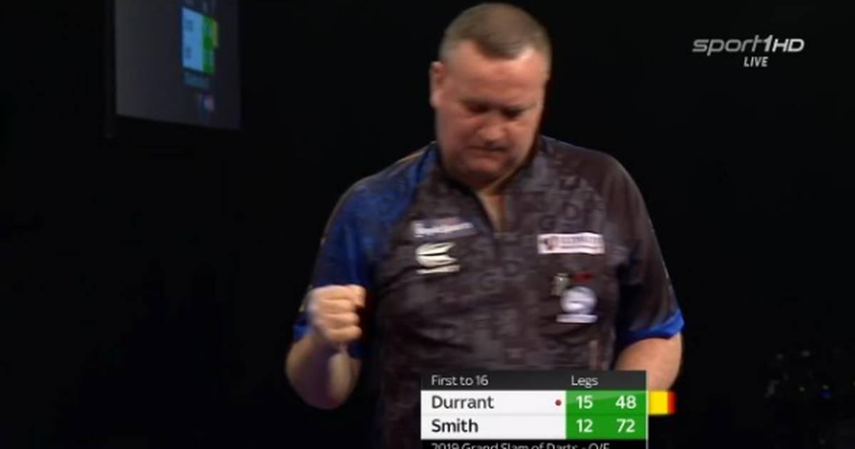 Grand Slam of Darts: Peter Wright siegt, Glen Durrant wirft Michael Smith raus - SPORT1
