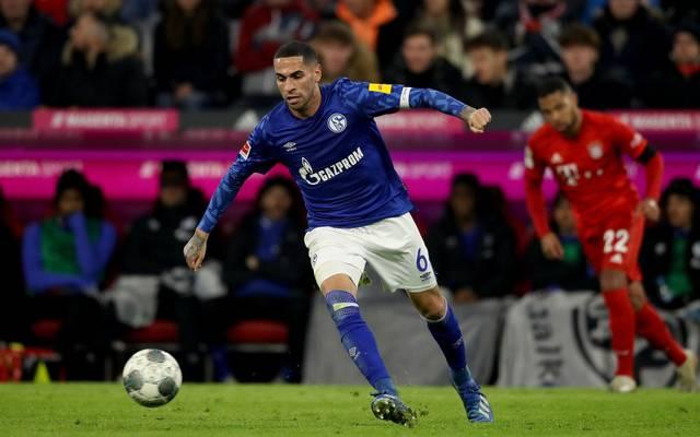 Omar Mascarell ist der Kapitän von Schalke 04
