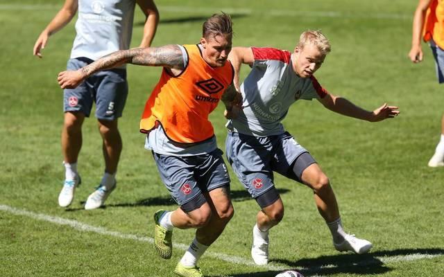 Der 1. FC Nürnberg befindet sich aktuell im Trainingslager