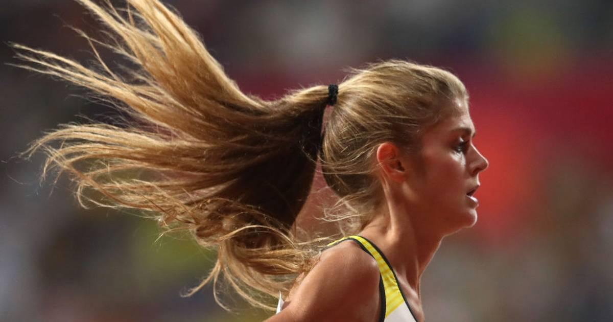 Konstanze Klosterhalfen läuft in Boston über 5000 Meter Europarekord