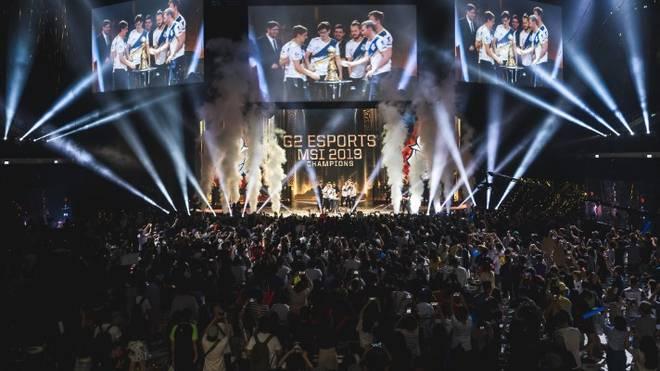 Das Team des diesjährigen LEC-Spring-Split-Siegers G2 Esports ist Titelverteidiger beim Mid-Season Invitational.