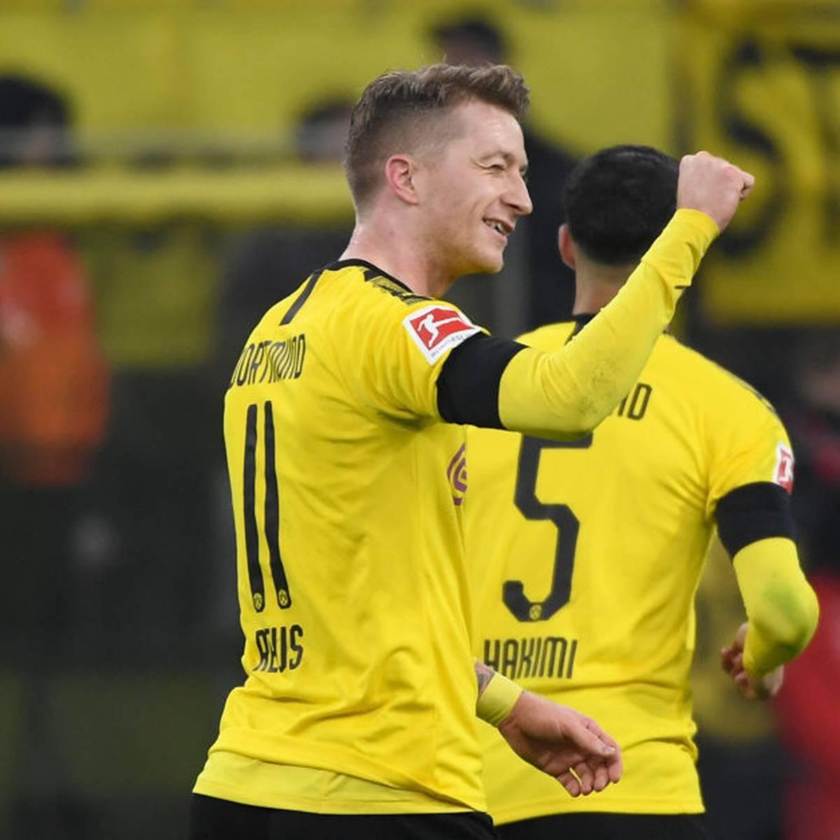 BVB-Kapitän Reus meldet sich zurück
