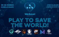 """We Save! Charity Play""-Turnier"