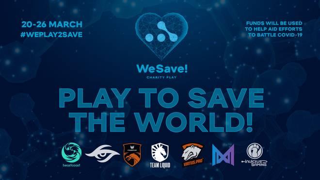 """""""Play to save the world!"""" vom 20. bis 26. März"""