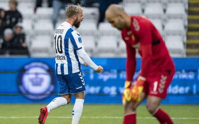 Sander Svendsen (l.) sorgt für einen Transferweltrekord