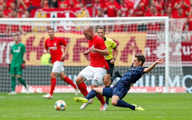 Der 1. FC Kaiserlautern und Waldhof Mannheim trennen sich mit einem Remis